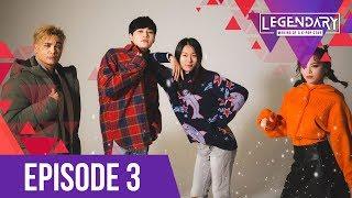 LEGENDARY: Making of a K-Pop Star - EPISODE 3 | Alex Christine ft. JRE