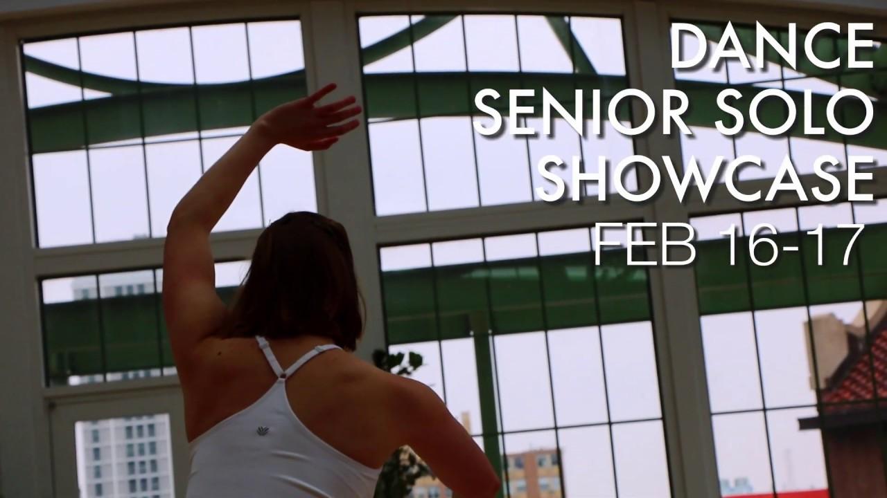 Dance Senior Showcase - 2019
