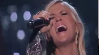 Carrie Underwood - How Great Thou Art  feat Vince Gill