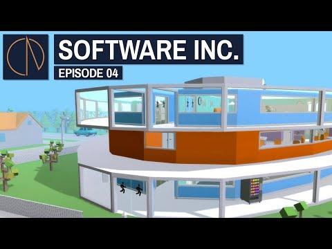 Software Inc: Alpha 10 | NERDROSOFT'S OVAL OFFICE (#4)