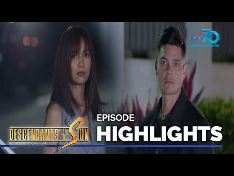 Descendants Of The Sun: The End Of Dr. Maxine And Big Boss' Relationship | Episode 5