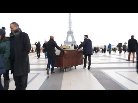 Et si Paris s'asseyait dans notre salon ?