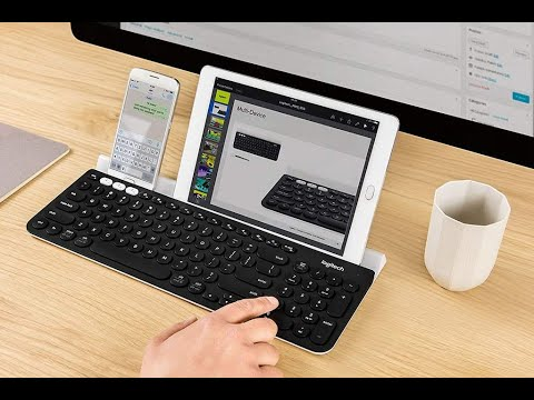 Logitech K780 Wireless Keyboard Review