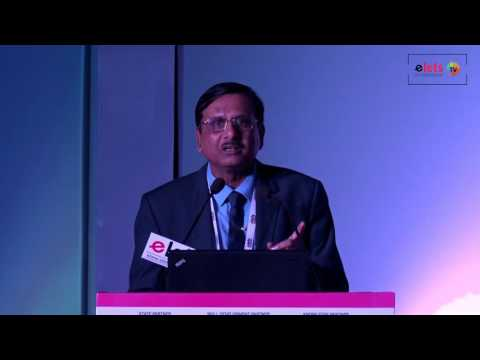 Elets' 7th World Education Summit' 16 - International Education Initiatives... - S B Hosamani, VC...