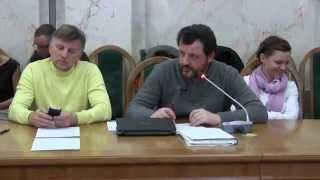 Заседание оперативного штаба харьковского евромайдана от 28 марта 2014 года