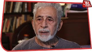 Cow's Life More Important Than A Cop's Life, Naseeruddin Shah Scared Of Future India thumbnail