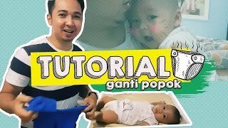 Download Video Tutorial ganti popok bayi saat poop (buang air besar) MP3 3GP MP4