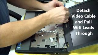 Dell Latitude E5410 AC DC Power Jack Repair