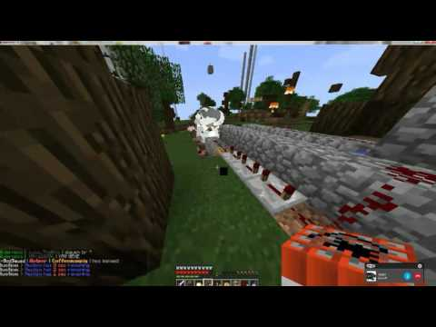 Server Minecraft Wal - Craft - Atacando factions #2