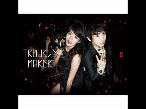 Trouble Maker - 03 Time (Feat. 라도) [Audio]