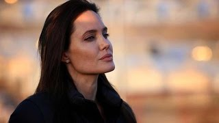 Angelina Jolie Has Her Ovaries and Tubes Removed