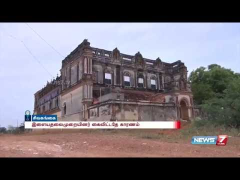 Activist urges new generation to save chettinadu mansion houses | News7 Tamil