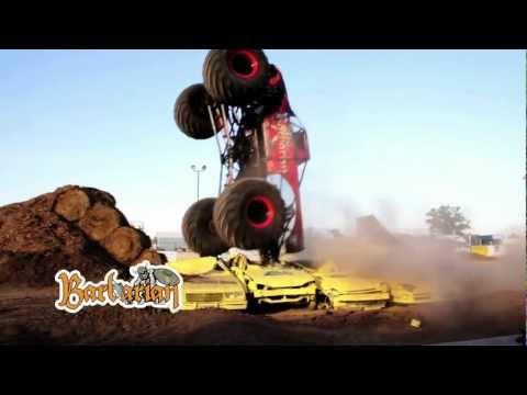 Monster Truck Summer Meltdown- July 8th & 9th- Benton County Fairgrounds