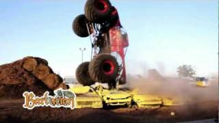Monster Truck Summer Meltdown- July 8th & 9th- Benton County Fairgrounds
