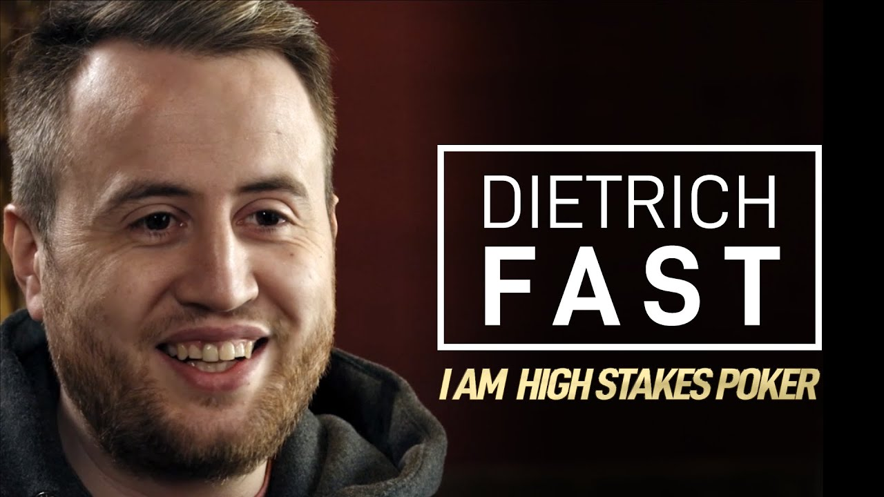 Dietrich Fast - I Am High Stakes Poker [Full Interview]