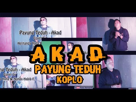 AKAD - Payung Teduh Cover Dangdut Koplo ala New Pallapa Via Vallen.