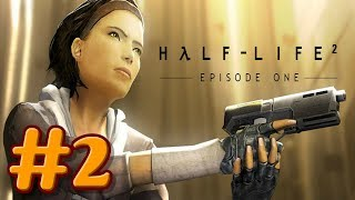 """Half-Life 2: Episode 1"" Walkthrough (Hard), Chapter 2 - Direct Intervention"