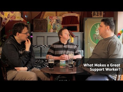 What Makes a Great Support Worker?