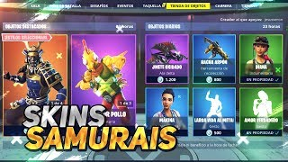 *SKINS SAMURAIS AND POOL* RETURNS THE DIANA STORE FORTNITE 10. Januar