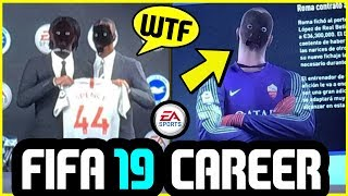 FIFA 19 CAREER MODE - THINGS WE HATE #5
