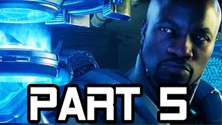 Halo 5 Gameplay Walkthrough Part 5 - Misson 3 - FULL GAME!! (Halo 5 Guardians Campaign Gameplay)