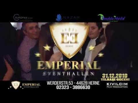 Emperial Eventhalle Herne Yılbaşı Spot 2019