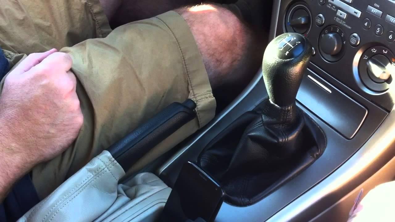 Subaru manual transmission problem