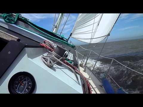 Swept Away sailing sf bay