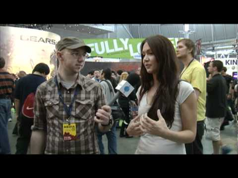 PAX East - Jessica Chobot Interview