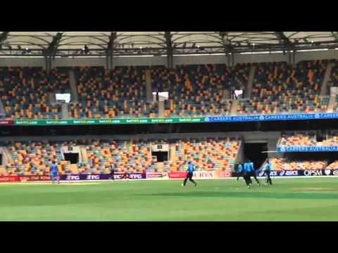 Brisbane Cricket World Cup 2015