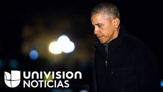 Chicago se prepara para el adiós histórico de Barack Obama