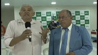 Presidente da Câmara Municipal de Trizidela do Vale-MA convida população para audiência pública.