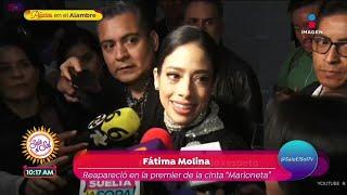 fatima Molina sexy