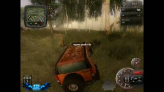 4x4 Hummer PC Gameplay 1920X1080 Maxed Out Settings Win 7 HD