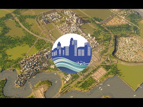 Build the FLASHTOWN!! [001] - Cities: Skylines Broadcasting
