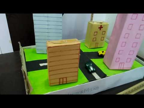 Earthquake working project