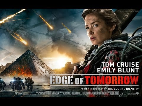 Ozzy Man Reviews: Edge of Tomorrow