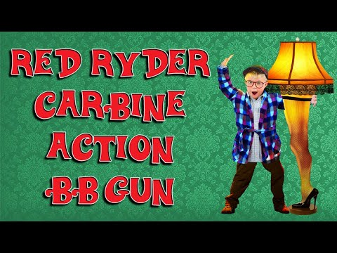 Red Ryder Carbine Action BB Gun karaoke instrumental