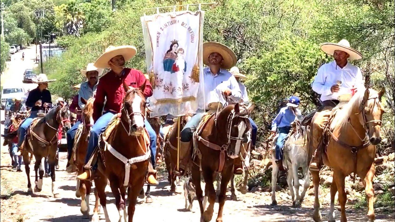 El Astillero 2020 Día de la Virgen del Refugio | 4 de Julio Valparaíso Zacatecas