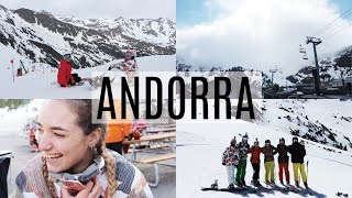 VLOG ANDORRA | BellyHally