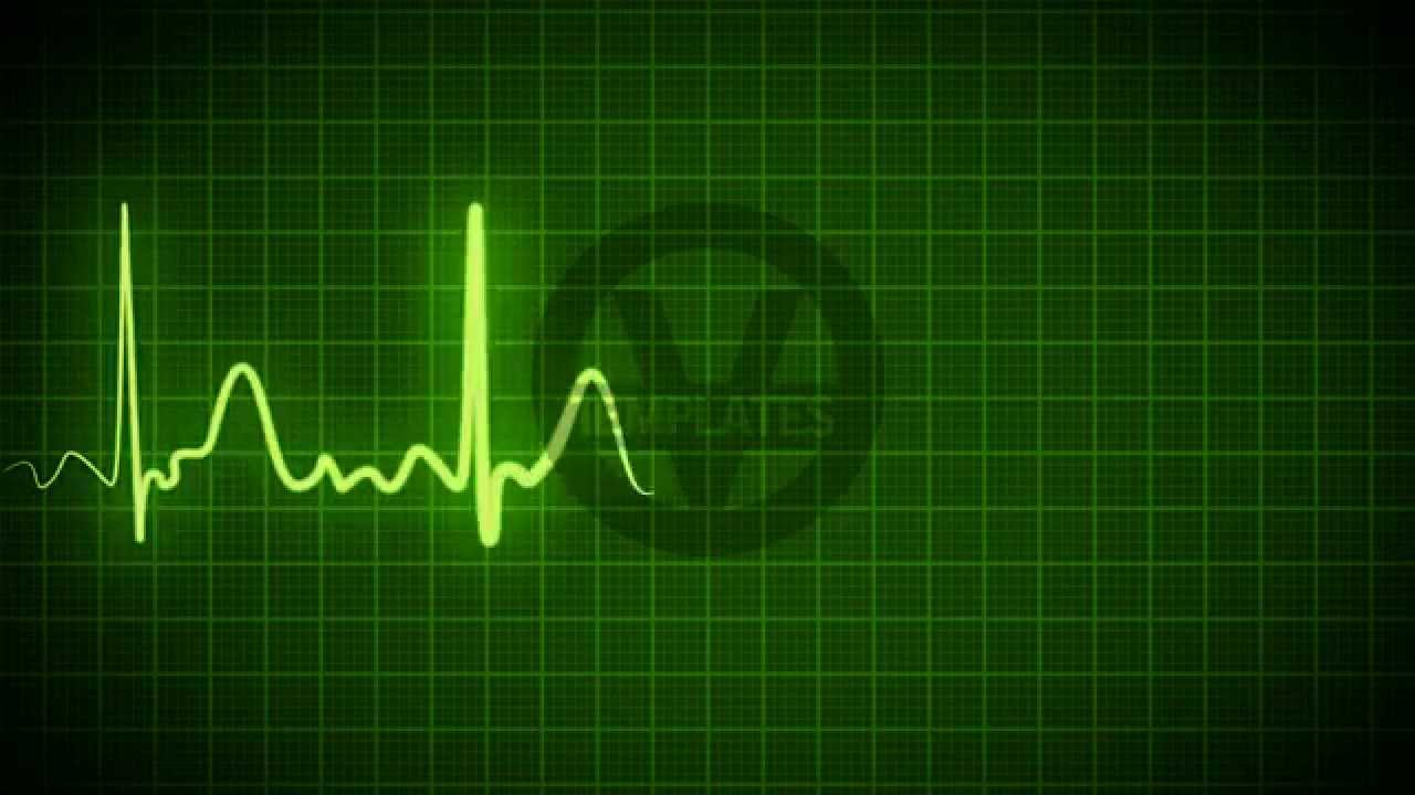 Ecg Pulse Medical Background