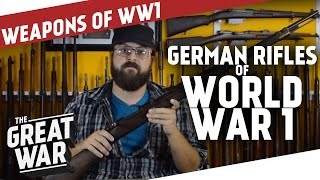German Rifles of World War 1 feat. Othais from C&Rsenal I THE GREAT WAR Special