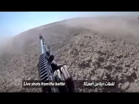 battle between ISIS and the Egyptian special forces