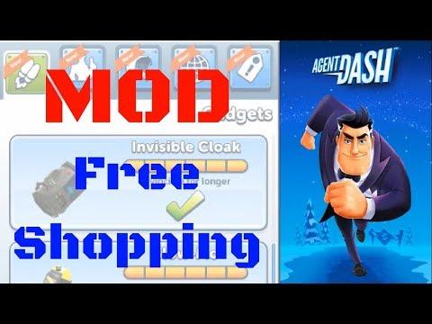 Agent Dash MOD ★ Free Shopping ★ Latest Version