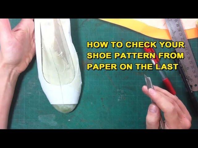 Sveta Kletina - Shoe Making Videos - YouTube