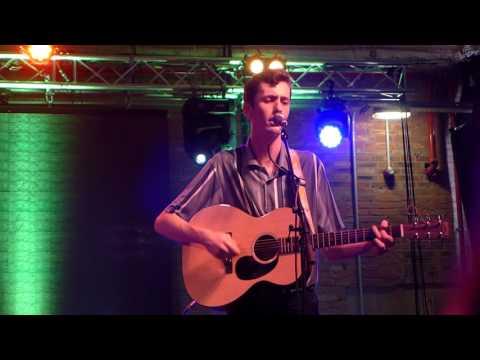The Goon Sax, live Barcelona 24-09-2016, BAM 2016 Fàbrica Estrella Damm