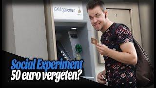 Hoe eerlijk zijn mensen nou echt als het om geld gaat? - Social Experiment