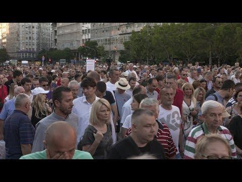 """Šta građani nakon sedam meseci očekuju od protesta """"Jedan od pet miliona"""", vlasti, opozicije..."""