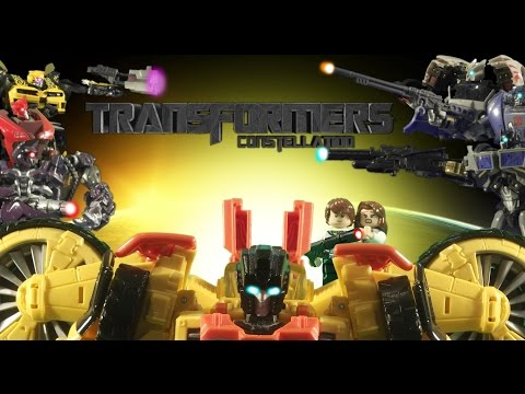 Transformers - Constellation   Full Movie  
