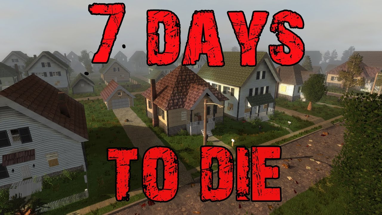 7 days to die how to sell